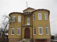 Кирпичный 3-х уровневый дом 279 кв. м.